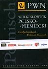 Obrazek Wielki słownik polsko-niemiecki. Oprawa twarda