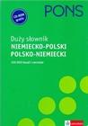 Obrazek PONS  Duży słownik niemiecko-polski 55000 haseł