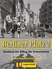 Obrazek Berliner Platz 2 Lehrerhandreichungen /25 str do kserowania/