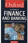 Obrazek Dictionary of Finance and Banking (Oxford Paperback Reference)