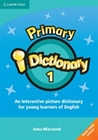 Obrazek  Primary i-Dictionary 1 High Beginner CD-ROM (home user)