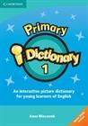 Obrazek  Primary i-Dictionary 1 High Beginner CD-ROM (home user)