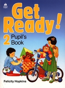 Obrazek Get Ready 2 Pupil's Book