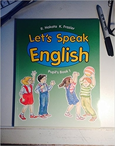 Obrazek Let's Speak English 1 Pupil's Book
