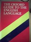 Obrazek Oxford Guide to English Language