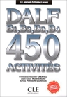 Obrazek DALF B1,B2,B3,B4  450 activites +Corriges -Le Nouvel Entrainez-vous