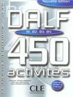 Obrazek DALF B1,B2,B3,B4  450 activites +Corriges Le Nouvel Entrainez-vous nouvelle edition