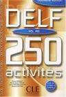 Obrazek DELF 250 activites +corriges  / A5 A6 / nouvelle edition