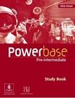Obrazek Powerbase Pre-intermediate Study Book