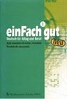 Obrazek Ein Fach Gut 1 NEU Podręcznik +CD