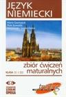 Obrazek Język niemiecki- Zbiór ćwiczeń maturalnych KLASA II i III + 2CD OMEGA