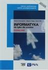 Obrazek Informatyka nie tylko dla uczniów Podręcznik zakres podstawowy 2015