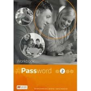 Obrazek Password 2 (B1/B2) zeszyt ćwiczeń