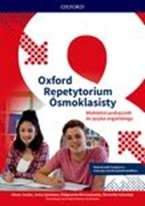 Obrazek Oxford Repetytorium Ósmoklasisty (wieloletni podręcznik do j. angielskiego)
