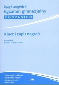 Obrazek Picture of Egzamin Gimnazjalny Companion Klucz OOP Egzamin Gimnazjalny Companion Klucz OOP