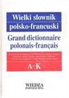 Obrazek  WP Wielki słownik polsko-francuski T.1 (A-K)
