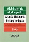 Obrazek WP Wielki słownik wlosko-polski  T 2  F-O