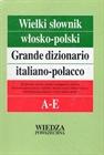 Obrazek WP Wielki słownik wlosko-polski T-1 A-E