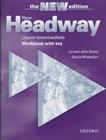 Obrazek Headway Upper-inter 3 ed Workbook/key