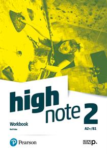 Obrazek High Note 2. Workbook + kod (MyEnglishLab + Online Practice)