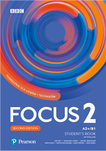 Obrazek Focus Second Edition 2. Student's Book+kod(Digital Resourses+Interactive eBook)