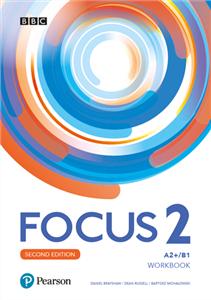 Obrazek Focus Second Edition 2. Workbook +kod(MyEnglishLab+ Online Practice)