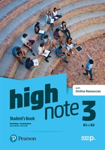 Obrazek High Note 3. Student's Book + kod (Digital Resources + Interactive eBook)