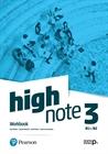 Obrazek High Note 3. Workbook + kod (MyEnglishLab + Online Practice)