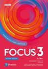 Obrazek Focus Second Edition 3. Student's Book +kod( Digital Resources+Interactive eBook)