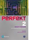 Obrazek Perfekt 2. Język niemiecki. Liceum i technikum. Zeszyt ćwiczeń +kod (Interaktywny zeszyt ćw)