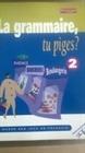 Obrazek La grammaire,tu piges? cz 2