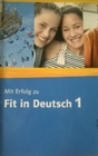 Obrazek  Mit Erfolg zu Fit in Deutsch 1 ćwiczenia i testy