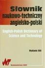 Obrazek Słownik naukowo-techniczny angielsko -polski