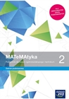 Obrazek  MATeMAtyka 2. Liceum i technikum. Podręcznik. Zakres podstawowy