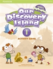 Obrazek Our Discovery Island GL 1 AB (PL 2 )+ CD-ROM