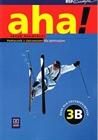 Obrazek   Aha! 3B  podręcznik z ćwiczeniami +CD Kurs dla początkujących