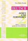 Obrazek  DEUTSCH. Lesen und Verstehen 2
