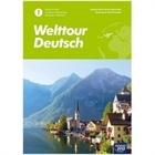 Obrazek Welttour Deutsch 1. Liceum i technikum. Zeszyt ćwiczeń