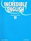 Obrazek   Incredible English 1 Teacher's Book +CD-Tests