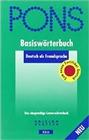 Obrazek  Basisworterbuch Deutsch Als Fremdsprache PONS NEU