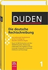 Obrazek  DUDEN 1 Die Deutsche Rechtschreibung