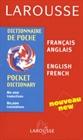 Obrazek Dictionnaire de poche français-anglais et anglais-français