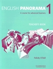 Obrazek  English Panorama 1 advanced Teacher's Book